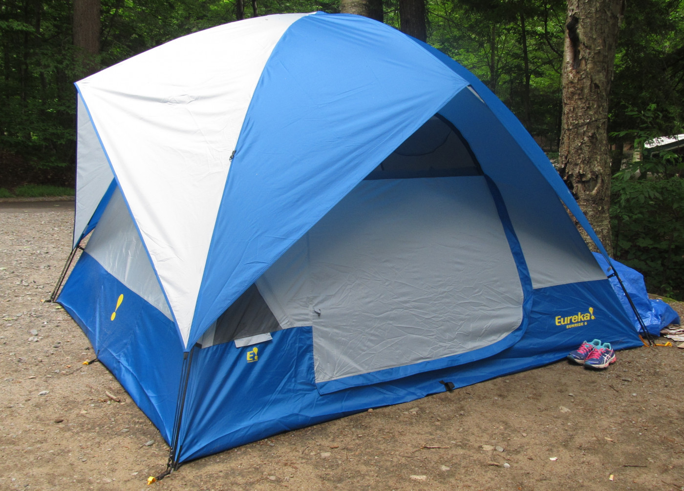My new tent!