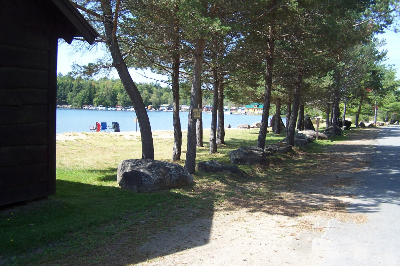 Moffitt Beach Campground